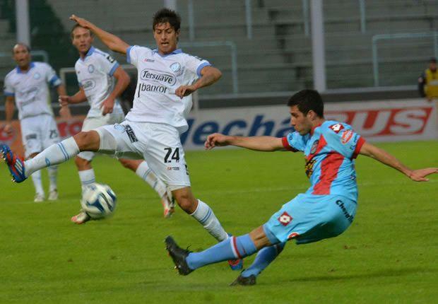 Belgrano y Arsenal igualaron en Córdoba
