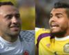 Romero vs Ospina: duelo de arqueros