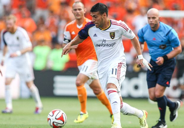 Houston Dynamo 2-5 Real Salt Lake: Morales hat trick leads RSL over 10-man Dynamo