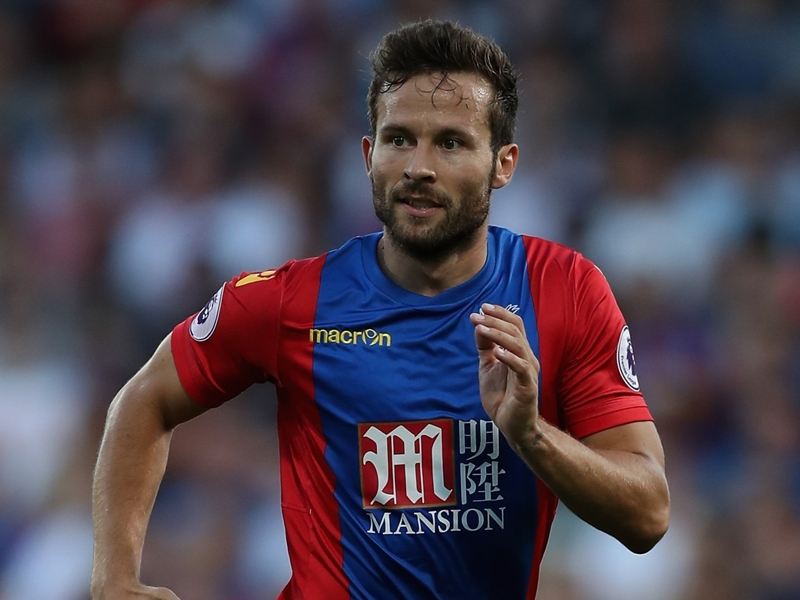 Cabaye 'flattered' by Marseille interest but pledges to battle for Palace