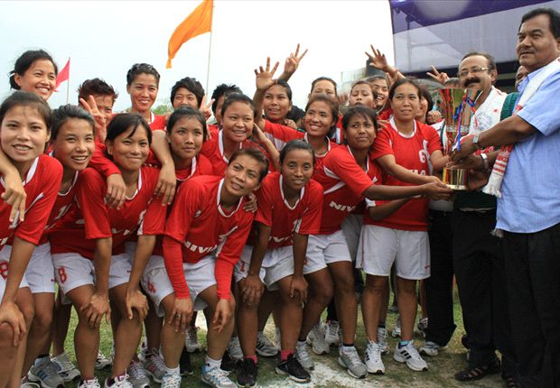 Manipur beat Orissa to clinch their 17th National Women's Championship