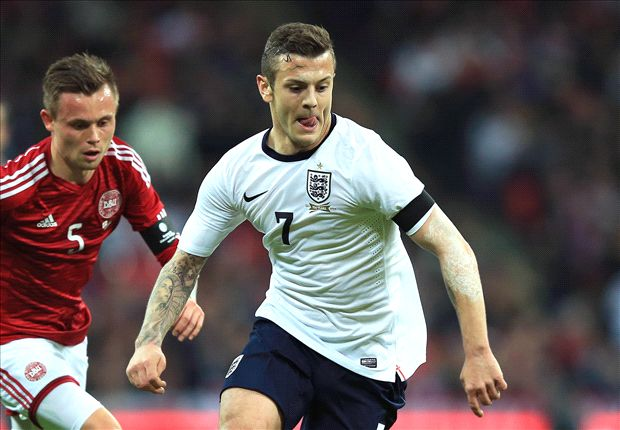 Wilshere No.7 & Welbeck No.11 as Hodgson confirms World Cup squad numbers