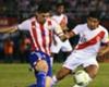 Perú sufre la baja de Édison Flores