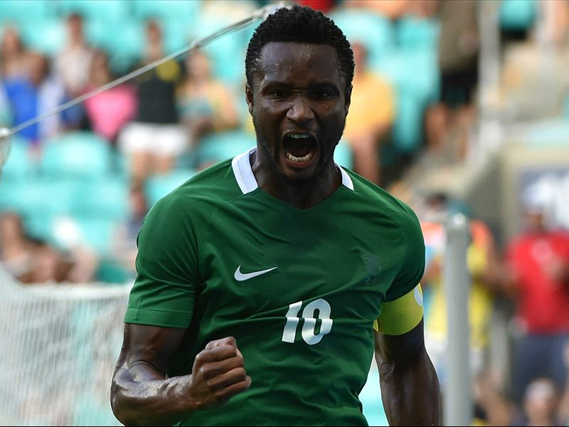 LIVE: Nigeria vs Algeria