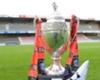 Il trofeo della Coppa di Francia