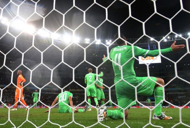Nigeria-Algérie (3-1), l'Algérie au bord de l'élimination