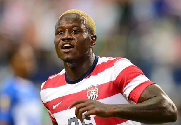 Eddie Johnson, USA, United States, Gold Cup