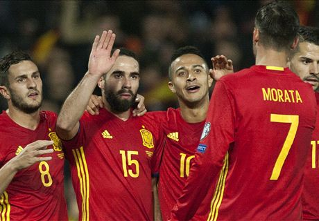 PREVIEW: Spanyol - Israel