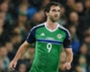 Northern Ireland fans belt out 'Will Grigg's on fire' as striker comes on