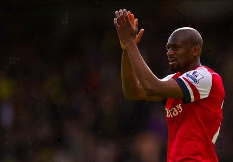 Diaby mentally hurt by injury misery