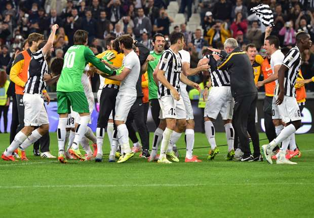 Juventus aiming to emulate Barcelona, Madrid & Celtic in breaking 100-point barrier