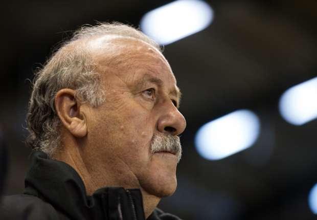 Spaniens Coach Vicente Del Bosque berief vorerst 30 Spieler