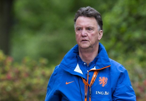 Revealed: Van Gaal knew of Manchester United possibility in February