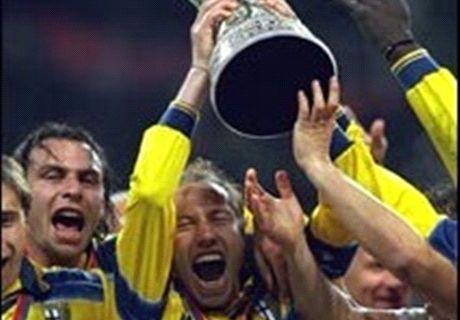 Parma puso en venta sus copas