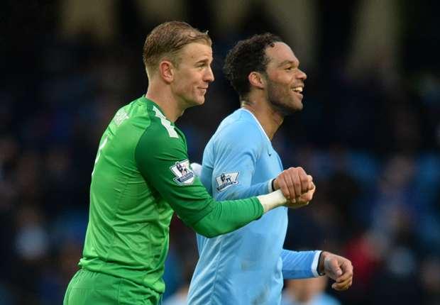 Lescott confirms Manchester City exit