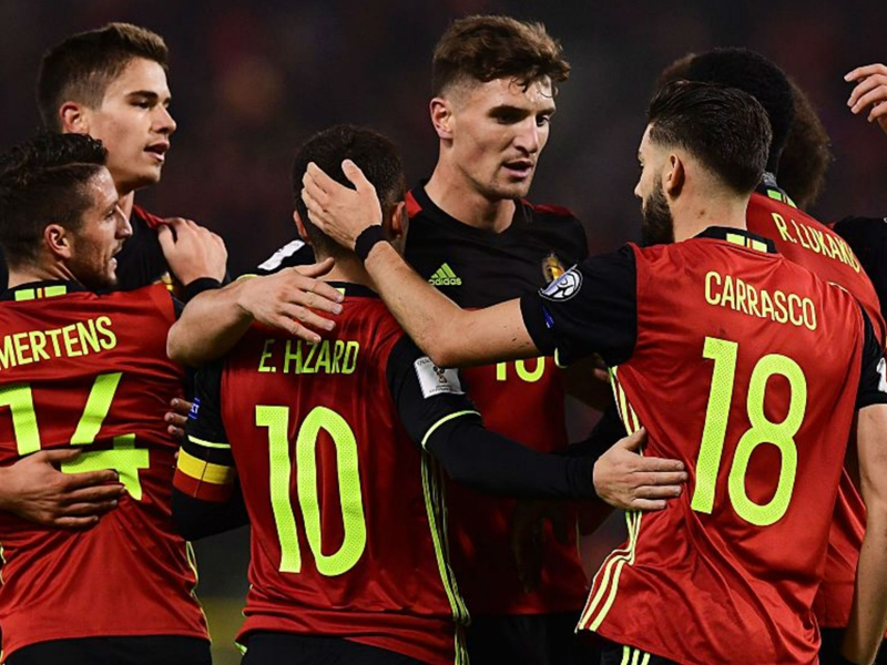 Belgium v Greece Betting: Routine win on the cards for Red Devils