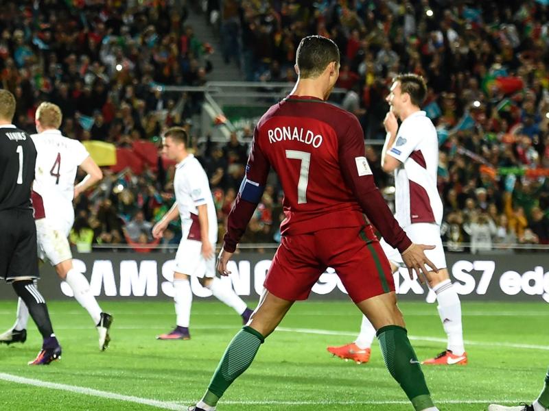 Ronaldo come Muller: 68 reti con il suo Portogallo