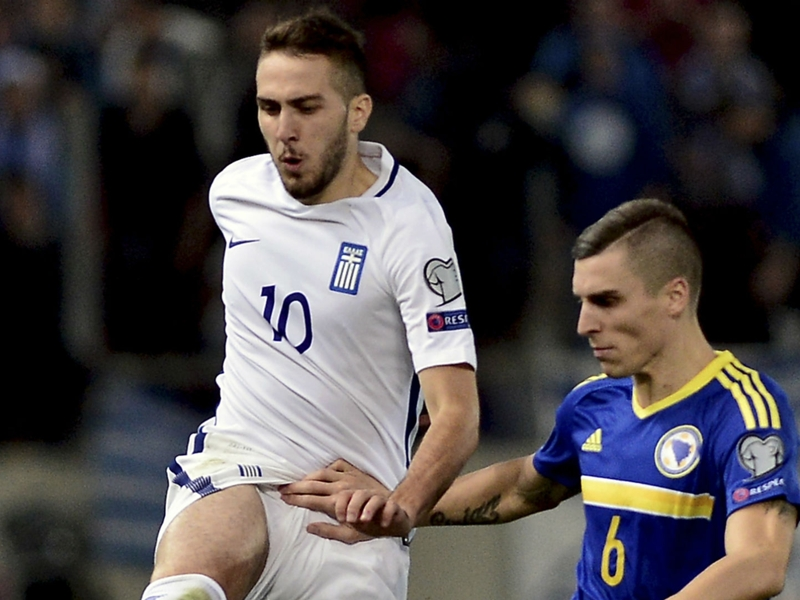 Grèce-Bosnie-Herzégovine (1-1), la Grèce miraculée