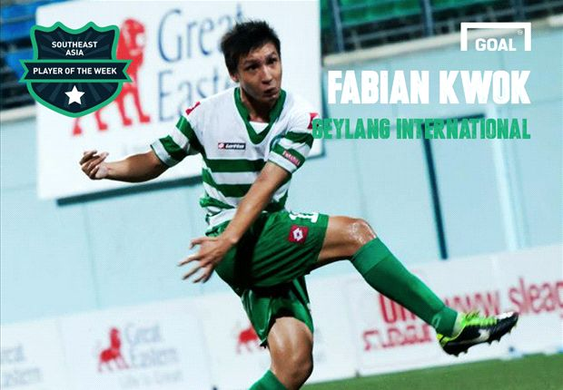 Goal Southeast Asia Player of the Week: Fabian Kwok