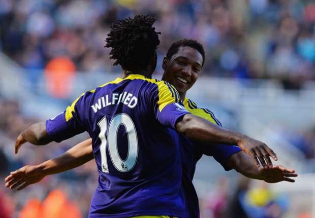 Bony & De Guzman eager for Swansea stay