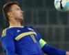 Dzeko bemused by Greece dismissal