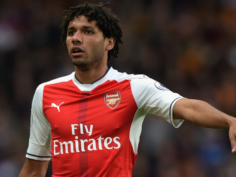 Arsenal proud of Elneny despite AFCON final defeat