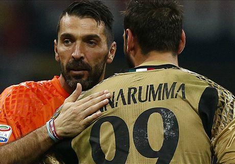Donnarumma can surpass Buffon