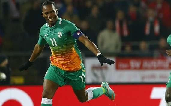 Adebayor writes off Drogba & Ivory Coast's World Cup chances