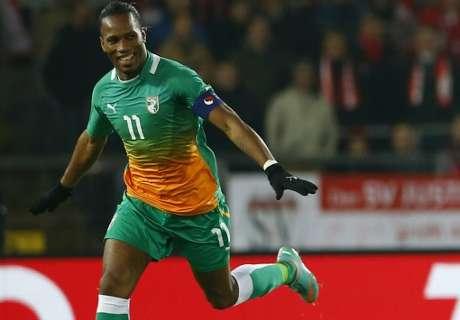 Ivory Coast opens Drogba door
