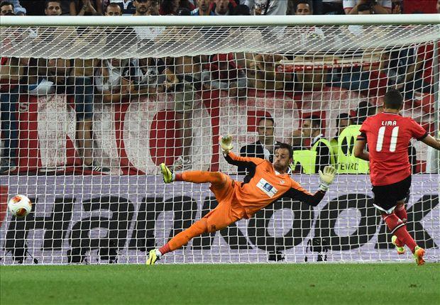 Beto war der Held des Spiels, nachdem er zwei Elfer von Benfica hielt