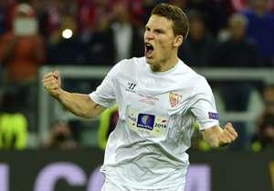 Kevin Gameiro, la mejor apuesta con el Sevilla en la Europa League