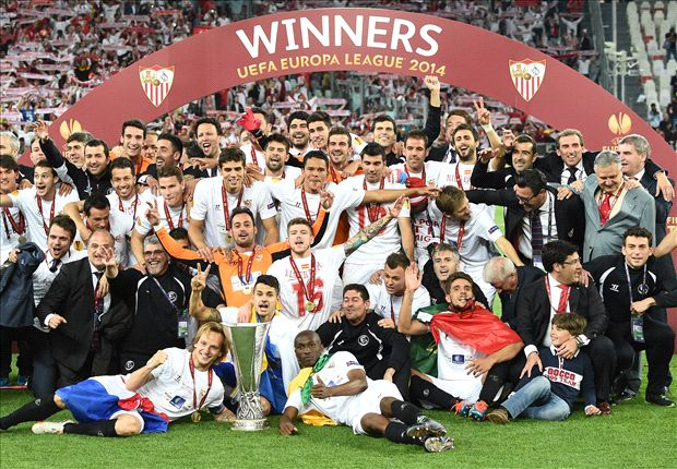 Sevilla merengkuh gelar pertama Liga Europa atau ketiga sepanjang sejarah turnamen.