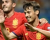 Spain star David Silva a doubt for England clash after training alone