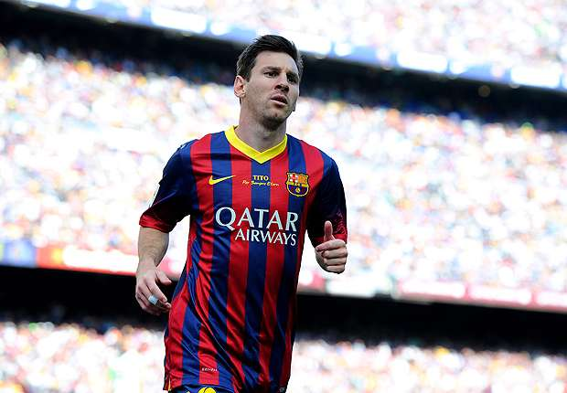 Barcelona announce Messi agreement