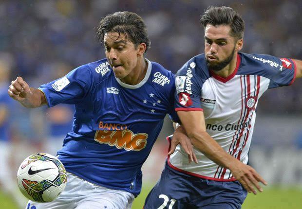 San Lorenzo igualó ante Cruzeiro y es semifinalista