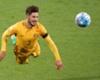 Goal-hero Leckie on Socceroos' draw