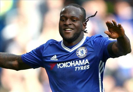 Moses pays tribute to Chelsea fans