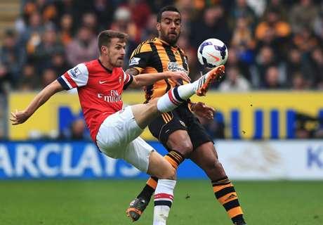 Huddlestone Puas Imbangi Arsenal