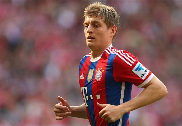 Van Gaal must make Kroos his first Manchester United signing, says Scholes