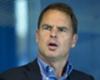 Inter chief defends De Boer sacking