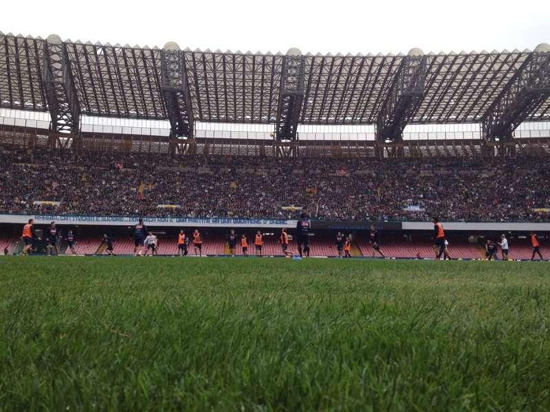 Ultime Notizie: Napoli-Comune, nuovo scontro per lo stadio: De Laurentiis dice no ai concerti