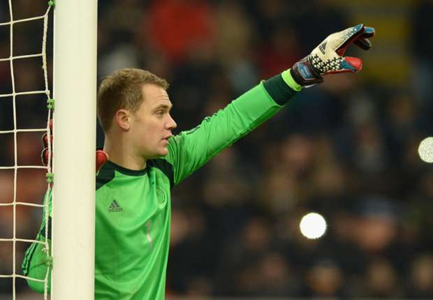 Neuer: Portugal clash crucial for Germany