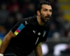 Buffon equals Casillas record