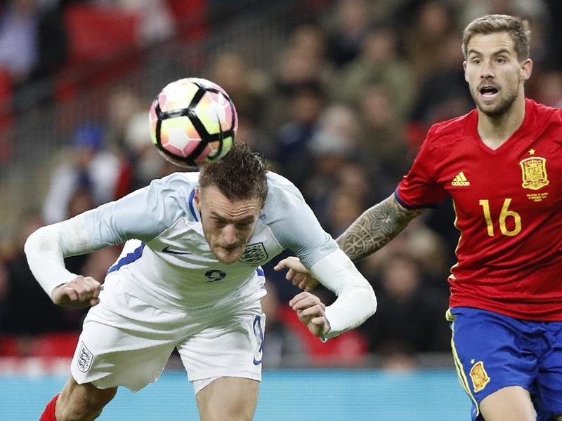 Angleterre-Espagne (2-2), l'Espagne évite la défaite à Wembley