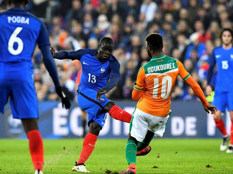 France 0-0 Ivory Coast: Dominant hosts' lack of cutting edge exposed in dour draw