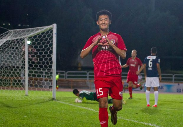 Kim inspires Balestier in victory over Young Lions