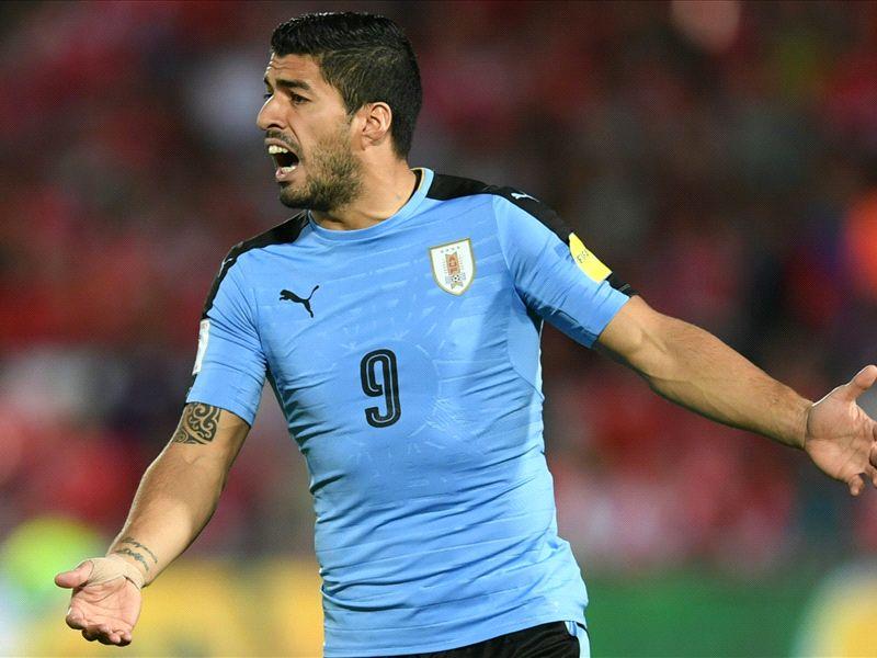 LIVE: Uruguay vs Brazil