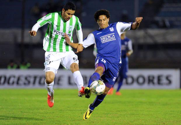 Defensor Sporting por primera vez en semifinales