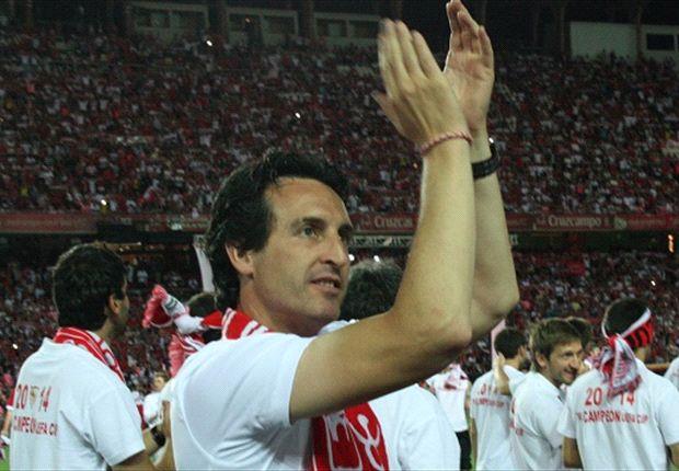 Emery close to new Sevilla deal