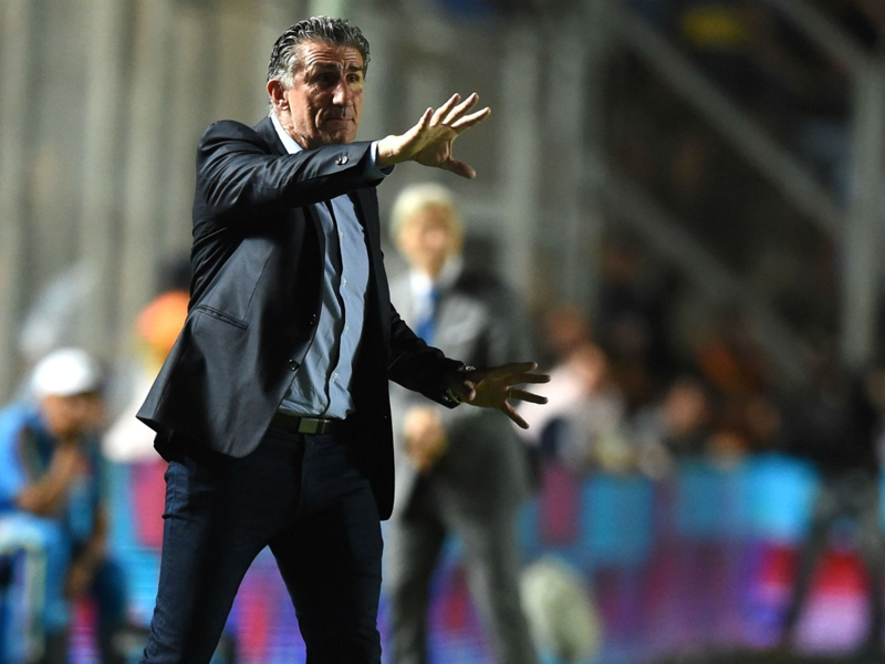 OFFICIAL: Argentina sack manager Bauza
